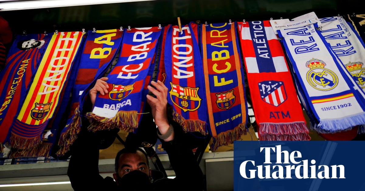 Rebels in Spain have the best hands for football's biggest game of poker | Sid Lowe