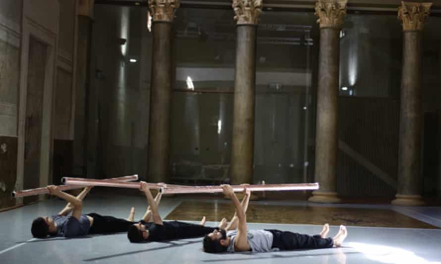 Ra-Me by Lara Russo. Venice Dance Biennale