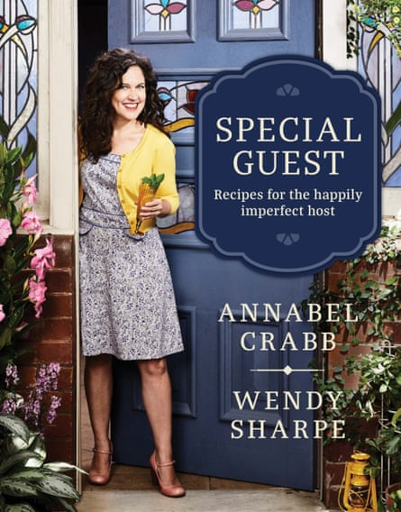 Special Guest by Annabel Crabb and Wendy Sharpe, Murdoch Books, RRP $39.99