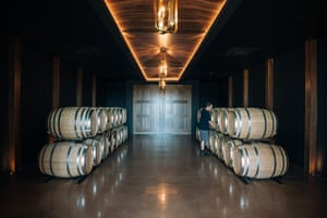 Consumers love it as well, because all of a sudden they're able to buy from a curated selection of some of Australia's best wineries, but they can pick and choose.