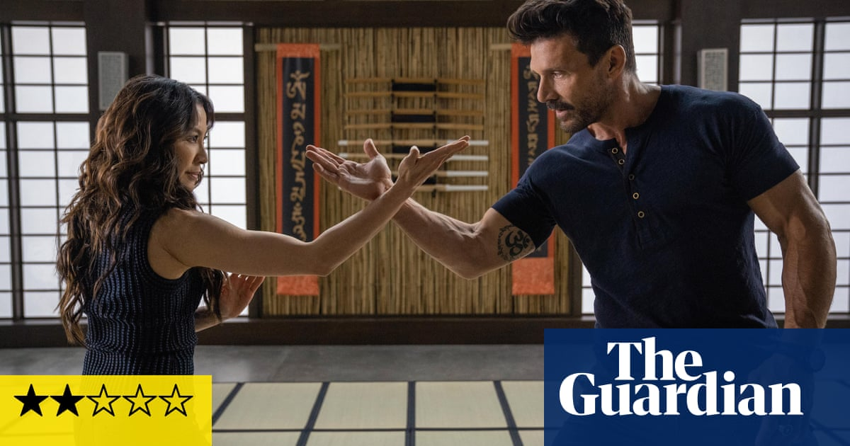 Boss Level review – macho time loop action caper repeats same old formula - The Guardian
