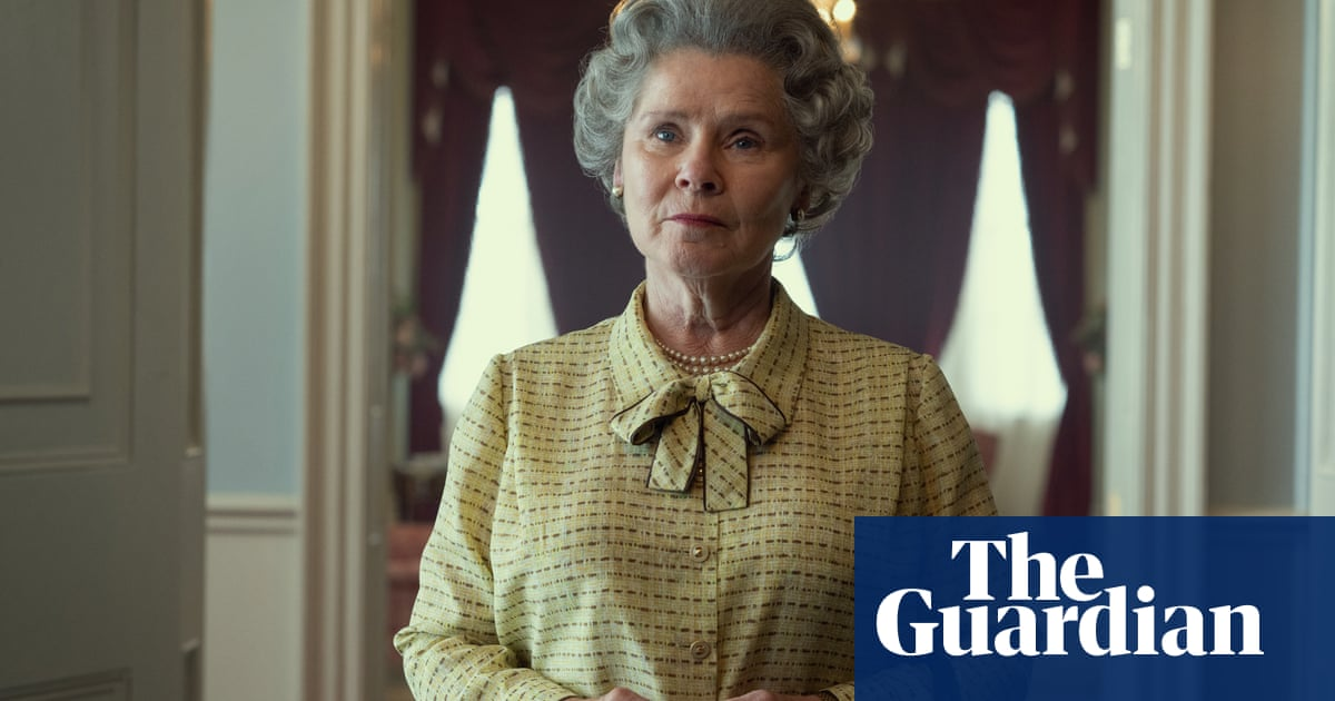 First image revealed of Imelda Staunton as the Queen in The Crown
