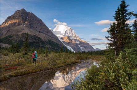 Mount Robson Provincial Park in British Columbia. The co-op was established in Vancouver in 1971 and is known for its extensive selection of camping and hiking gear.