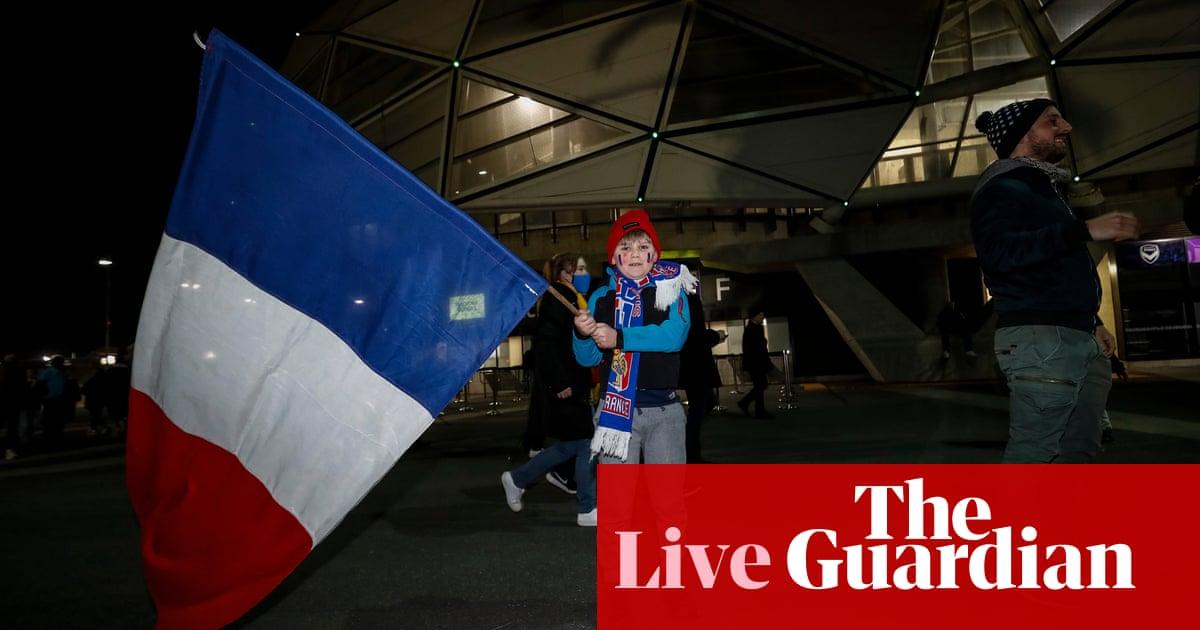 Australia v France: second international rugby union Test – live!