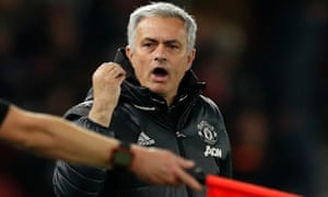 Mourinho: 'I am here already seven years and I never saw any detail of trying to care about the English teams involved in European competitions.'