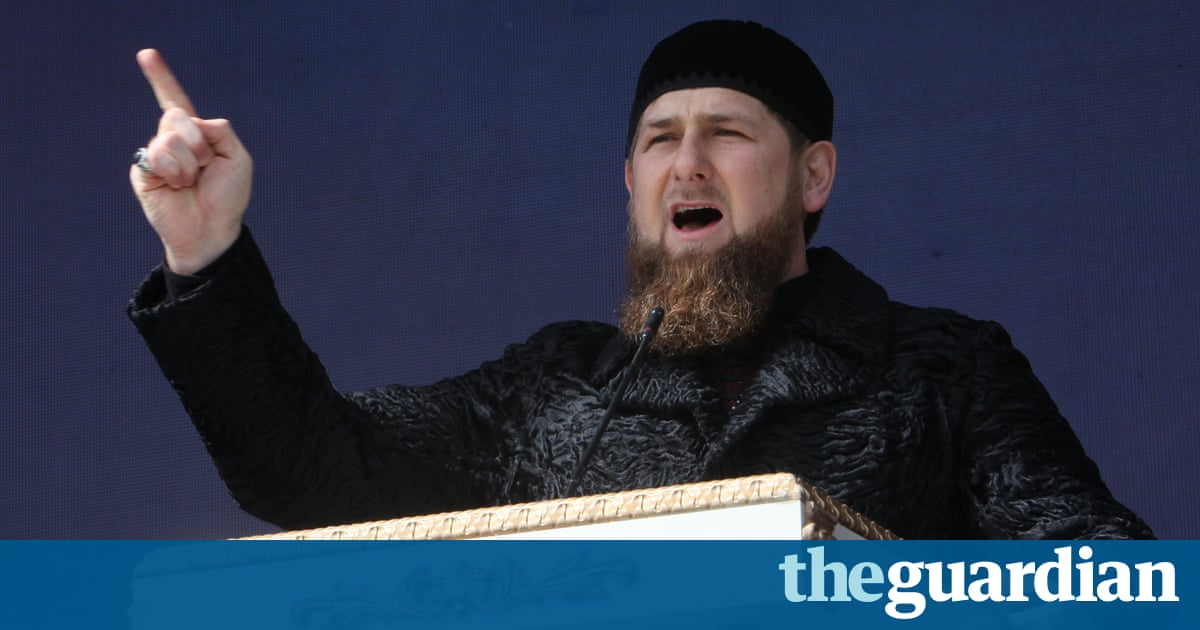 7753603a7e dailymail.co.uk Chechen police  have rounded up more than 100 suspected gay  men