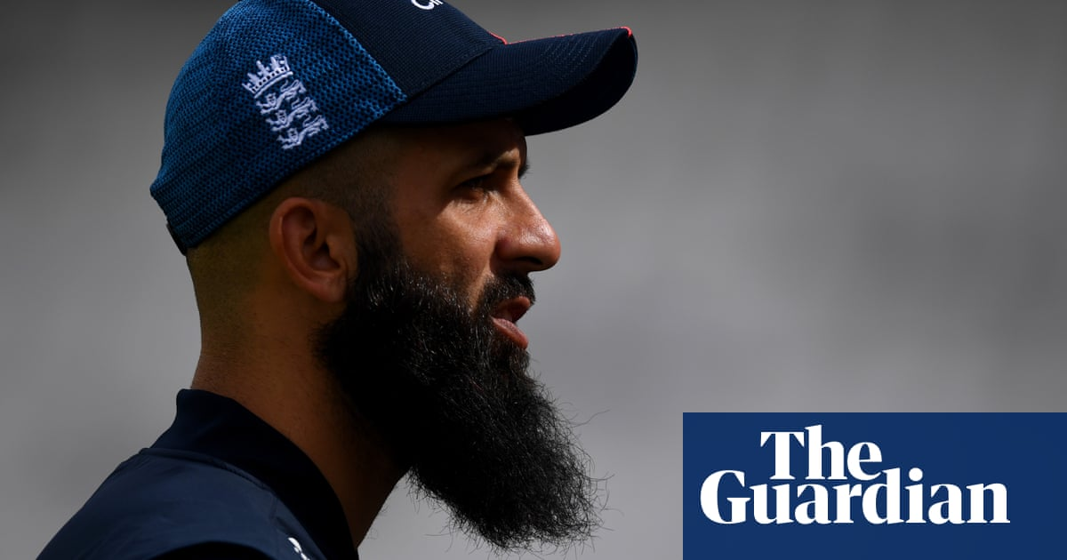 Moeen Ali says journey from wilderness to vice-captain shows 'beauty of sport'