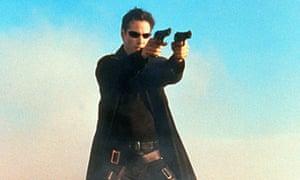 Hero hacker Neo ... The Matrix.