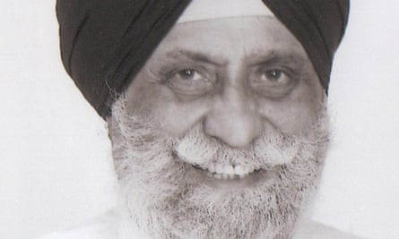 Jaginder Singh Brar rallied a few dozen Sikhs in Reading in the early 1970s to buy a spiritual home for the community