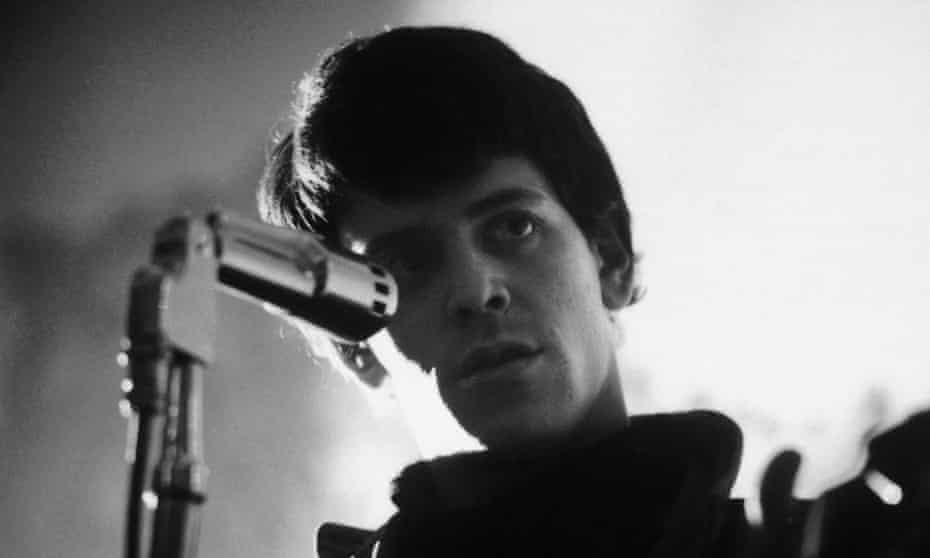 Lou Reed in 1966.