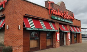 The Restaurant Group, which owns the Frankie and Benny's and Garfunkel's chains, plans to close a further 125 of its sites, as it looks to cut costs and rent.