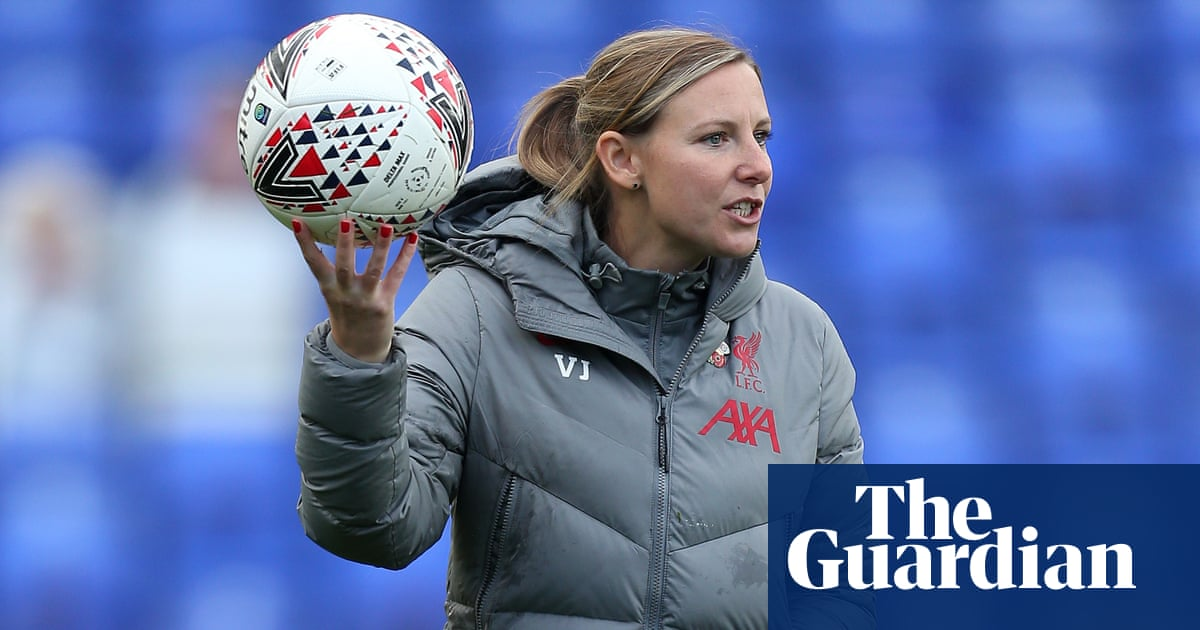 Liverpool Women part company with manager Vicky Jepson