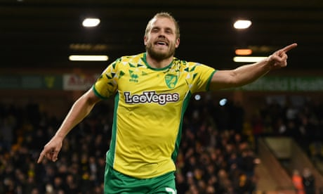 Norwich sink Birmingham with early flurry to return to winning ways