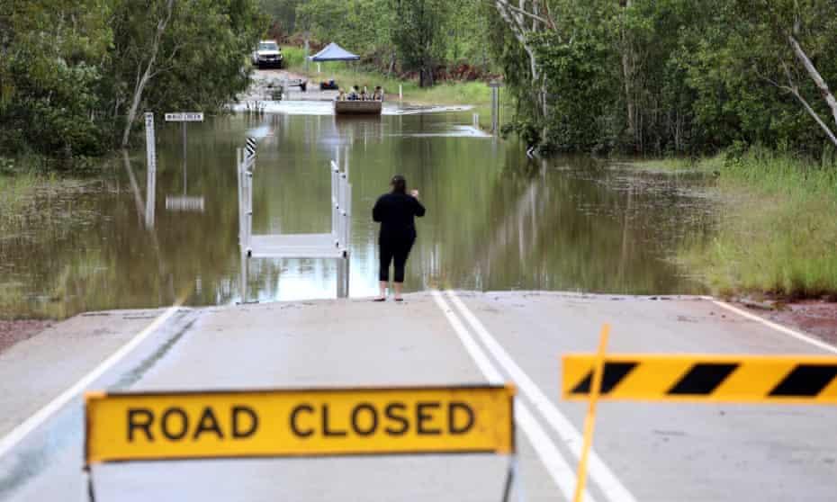 NT flooding