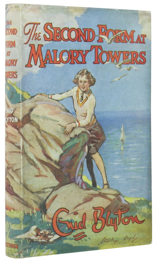 Hold on to your boaters: why we still adore Malory Towers