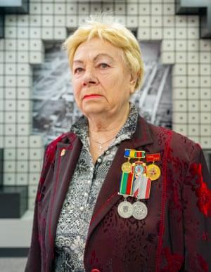 Koshevaja Halyna Ivanivna