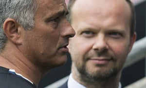 Ed Woodward still believes José Mourinho can deliver for Manchester United this season but the situation is bound to come under review if things don't improve soon.