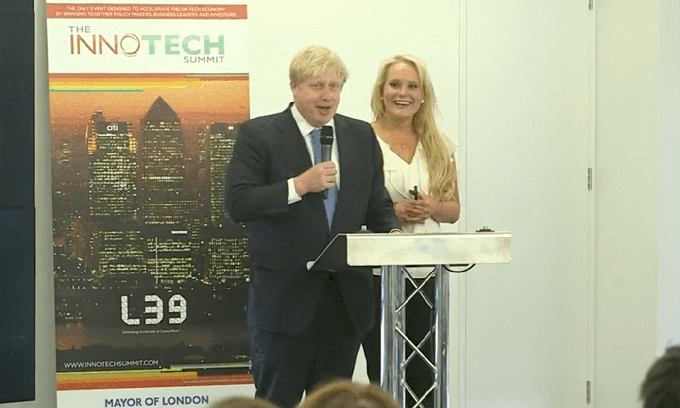Johnson urged to justify 'awarding public funds to close friend'