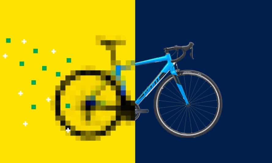 Bike graphic