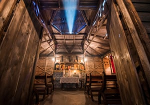 Fallow Cross will never house a Punchdrunk show but will regularly open its doors.