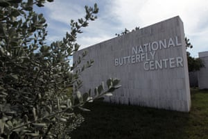 """An injunction issued by a Texas state judge on Tuesday, cited """"imminent and irreparable damage"""" to the National Butterfly Center if the border wall was built."""