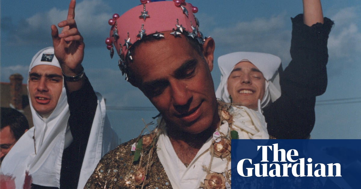 Saintmaking: the canonisation of Derek Jarman by queer nuns – video