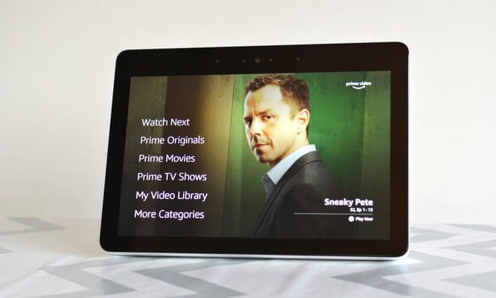 90bb2657d Amazon Echo Show (2nd gen) review  Alexa s bigger