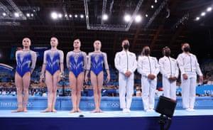 Women's gymnastics team all-around
