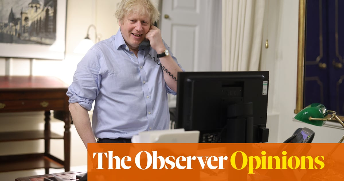 Boris Johnson's Global Britain is exposed as impotent and friendless by Afghanistan