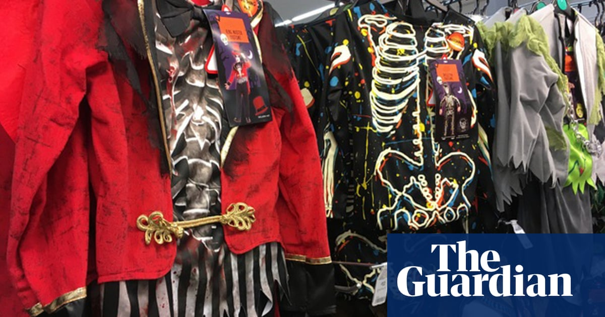 Scariest thing about Halloween is plastic waste, say charities