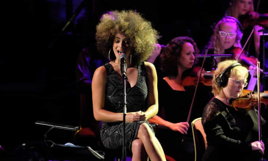 Kandace Springs at Prom 53.