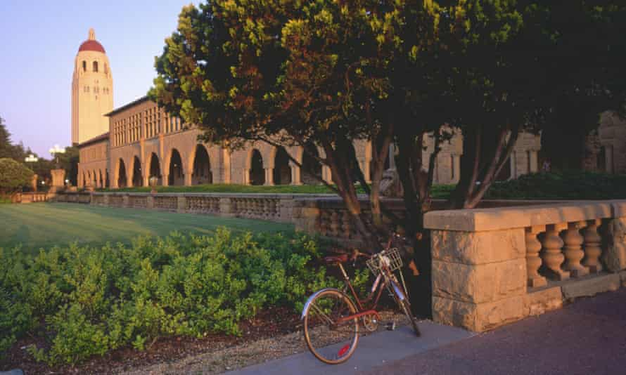 Stanford University, California, where the Deisseroth Lab is based.