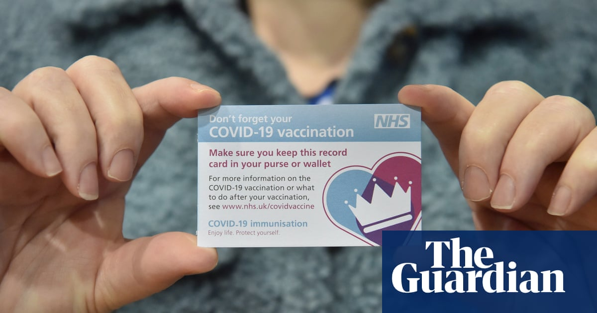 Covid-status certificate scheme could be unlawful discrimination, says EHRC