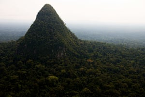 Indigenous federation sues Peru over new national park