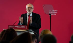 Jeremy Corbyn will launch Labour's election manifesto in Birmingham this morning.