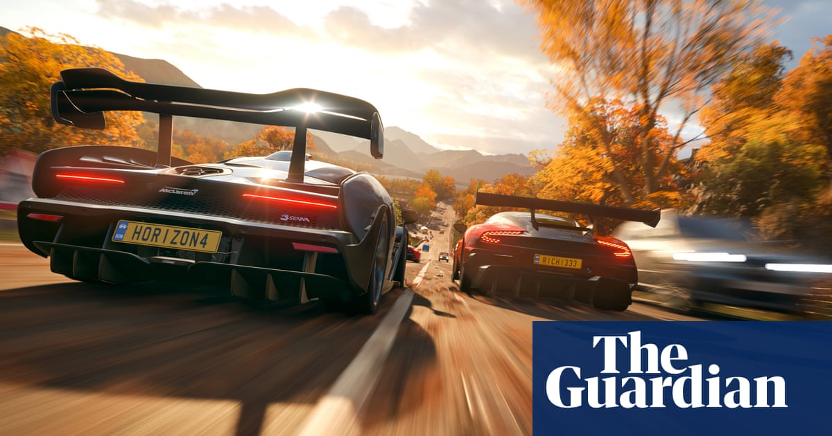 How Forza Horizon 4 raced to the heart of Britain | Games