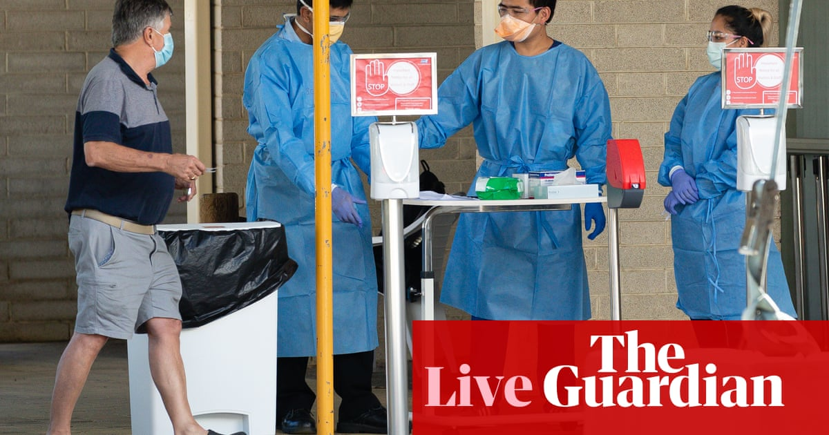 Australia news live: WA Covid lockdown enters day three; Brittany Higgins to meet Morrison and Albanese