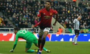 Marcus Rashford has been one of United's successes this season and could go on to become a world-class talent for his boyhood side.
