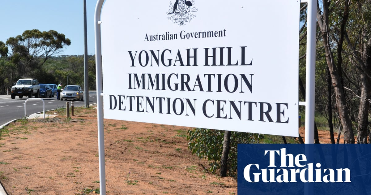 Alleged sexual assault of immigration detainee by guard referred to AFP   Australia news   The Guardian