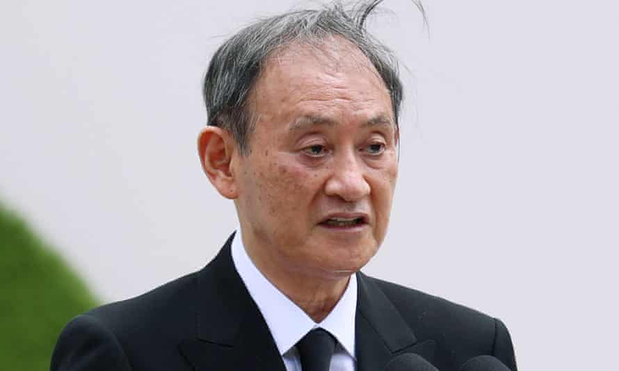 The approval rate suggests Japan's prime minister Yoshihide Suga's gamble on a 'safe and secure' Olympics had not paid off.