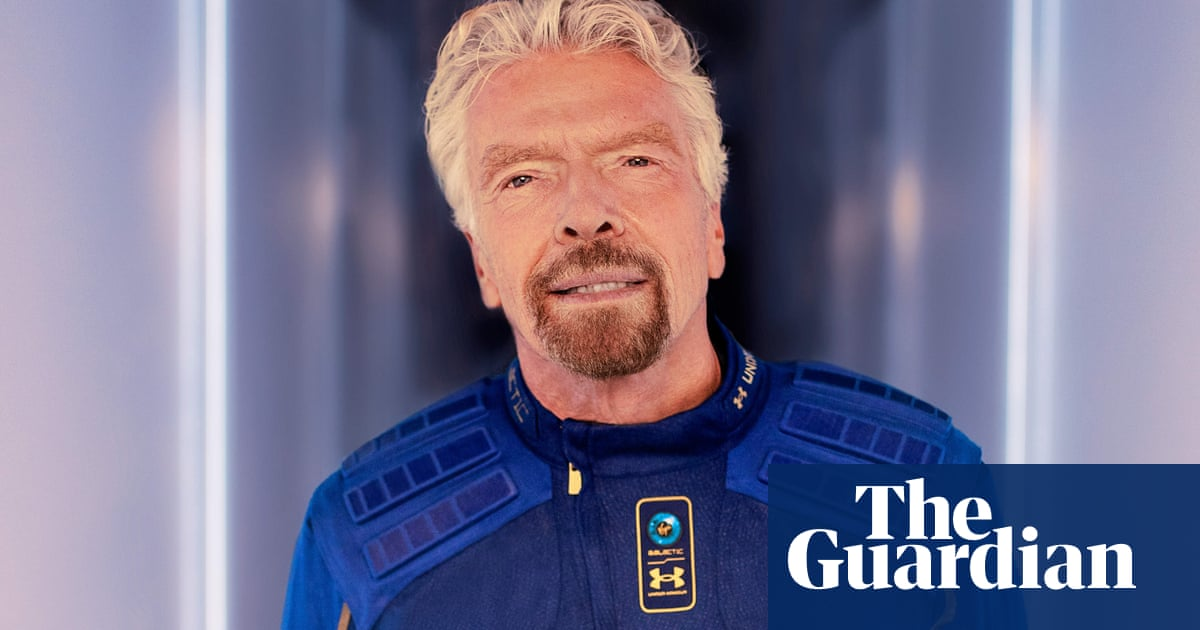 Richard Branson's quest: to boldly go where no billionaire has gone before
