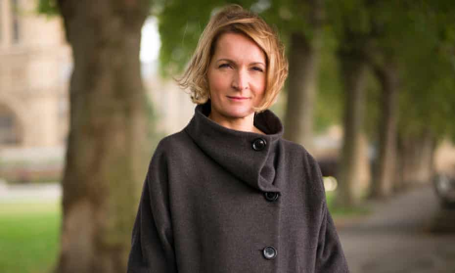 Sophie Walker, the Women's Equality party leader