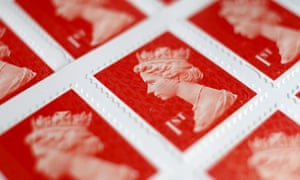 Royal Mail to donate £60,000 to charity after breaking stamp