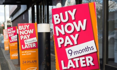 Rebranded 'buy now, pay later' deals are increasingly being aimed at younger consumers.