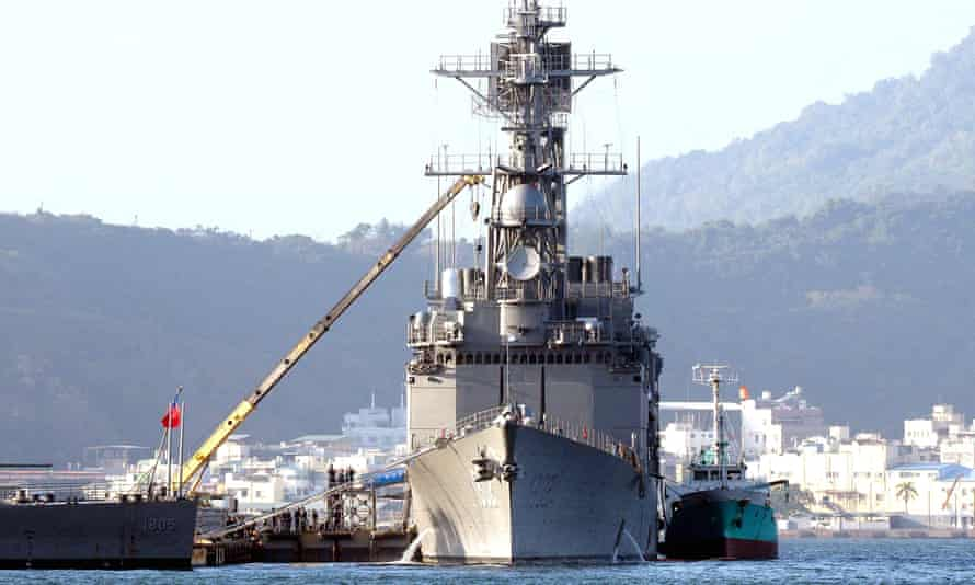 Taiwan arms sale US China missiles
