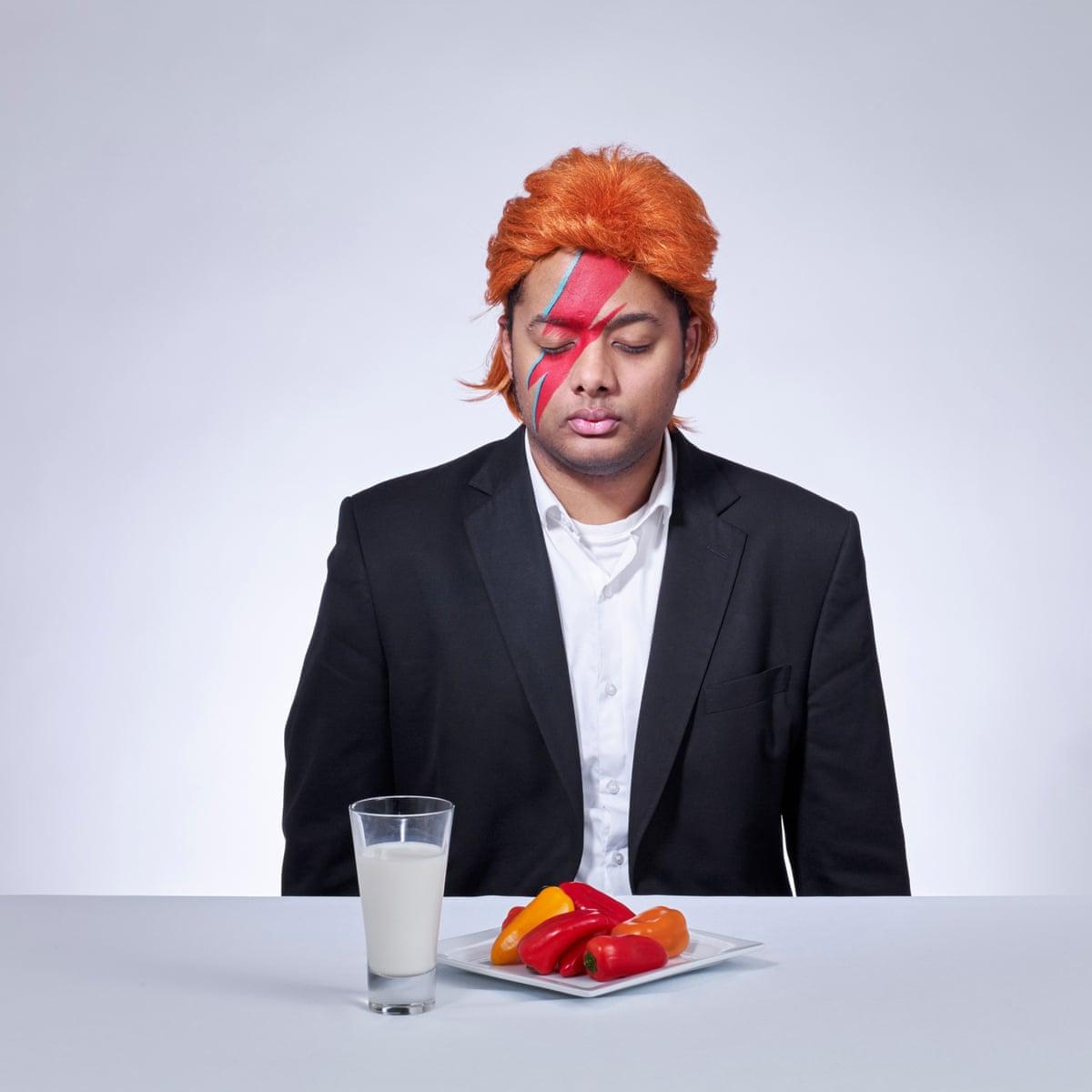 david bowie diet plan