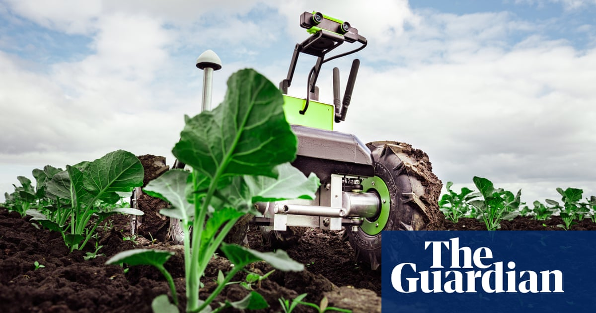 Agricultural Robots take Robotic Farming to the next level