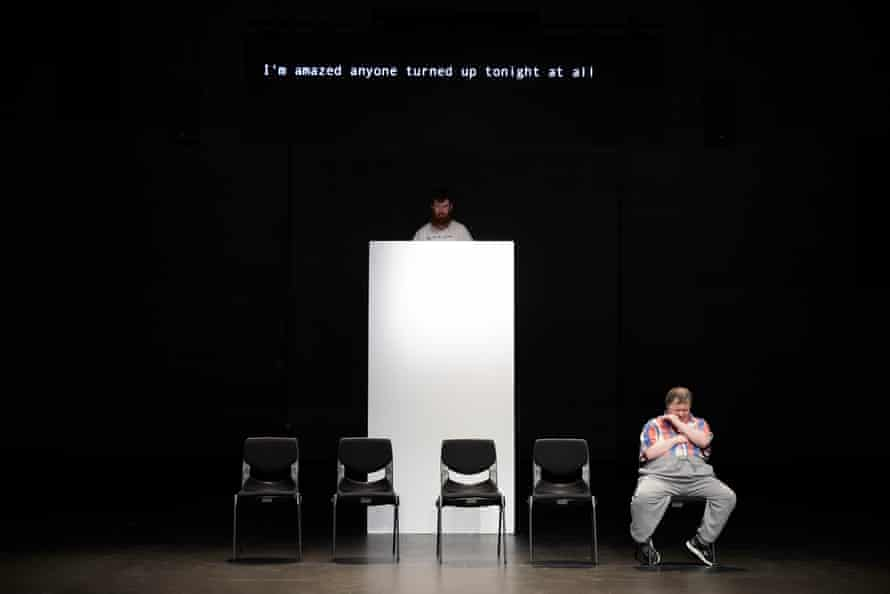 The Shadow Whose Prey The Hunter Becomes, Carriageworks, Back to Back Theatre, 2019 (11).