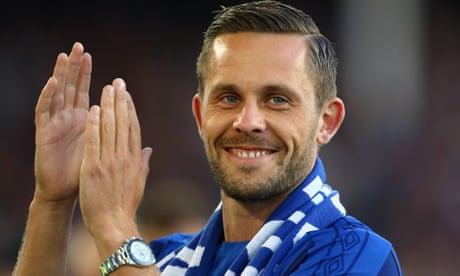 Former Everton ballboy Gylfi Sigurdsson relieved to be back at club