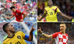 A few of the players whose values have jumped up after the World Cup